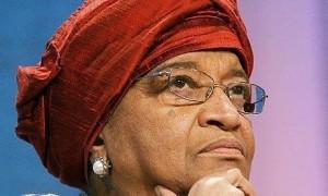 Liberian President Sirleaf