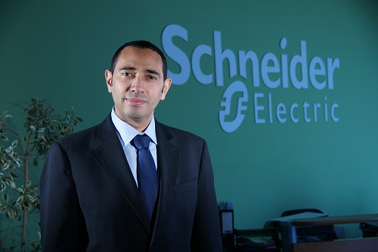 Mohammed Saad, President Africa, Schneider Electric