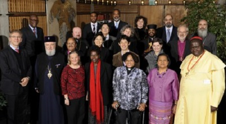 The WCC's Executive Committee