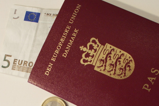 Last year 34,949 Danes reported to the police that their passports were either stolen or had gone missing (Photo: Colourbox)
