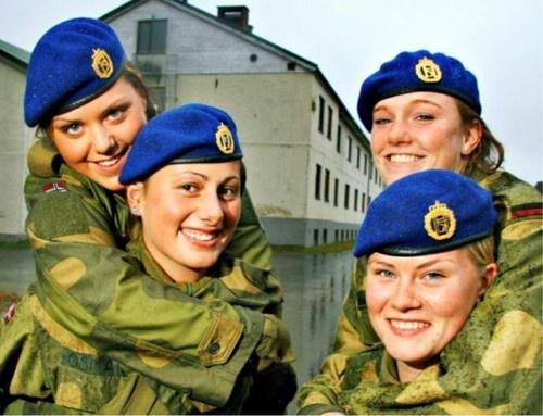 Norwegian Army Photo: Bing