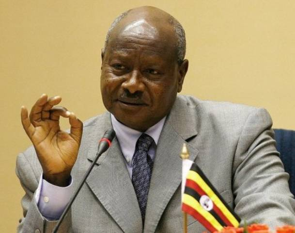 Ugandan President Yoweri Museveni Photo: Bing.Com