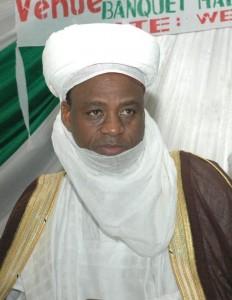 The Sultan of Sokoto, Alhaji Sa'ad Abubakar III Photo: Yahoo.Com