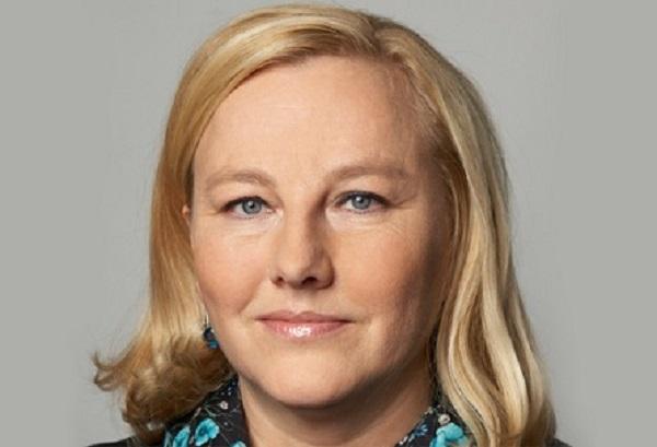 Sweden's Trade Minister Ewa Björling