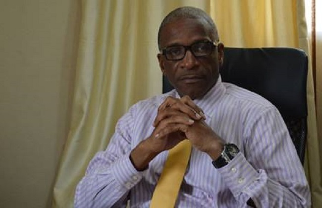 Robert Sirleaf, son of the Liberian President