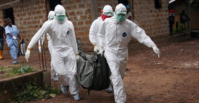 Liberia has been unable to contain the Ebola outbreak