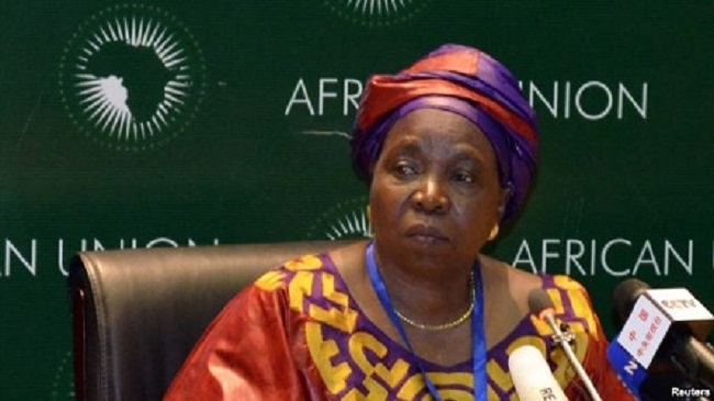 African Union Commission Chairperson Dlamini Zuma