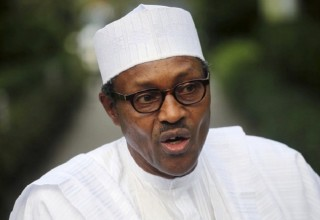Retired General Buhari of the APC is challenging the incumbent for the presidency