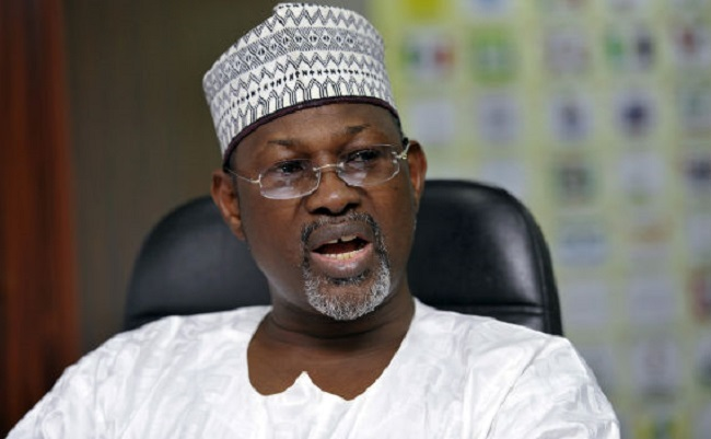 Elections Commission Chairman Prof. Attahiru Jega