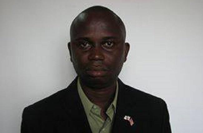 Mambu James Kpargoi, NOCAL's assistant public engagement manager