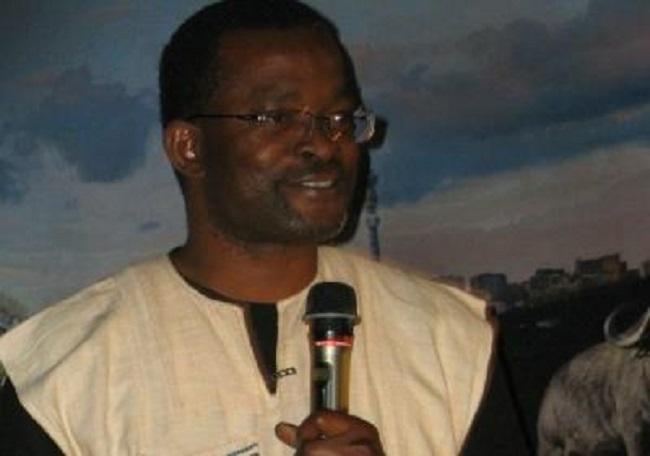 Greenpeace Africa Executive Director Michael O'Brien Onyeka