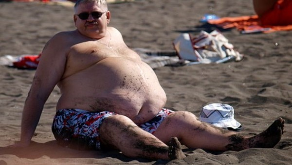 """Nah, I'm just overweight, and so was the bloke I just ate"""" (photo: Tibor Vegh)"""