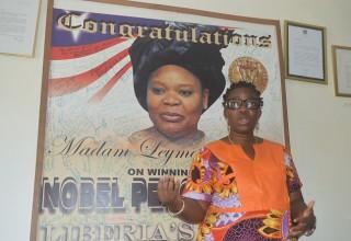 GPFA Executive Director Williametta Saydee-Tarr