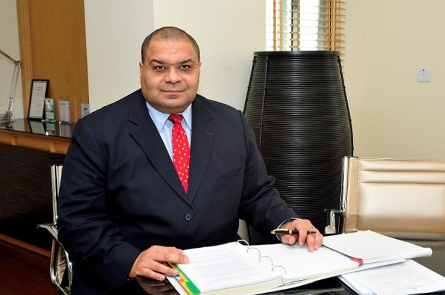 Andrew Alli, CEO, Africa Finance Corporation