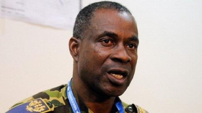 Burkina Faso coup leader Gilbert Diendere