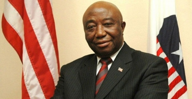Vice President Boakai praises Liberians living aboard for their support during the ebola epidemic