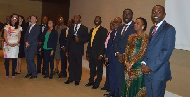 Liberia's WTO Working Party