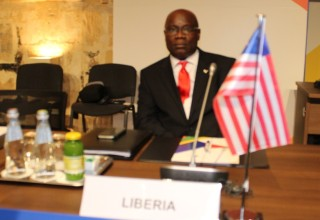 Ambassador Nyenabo says the possibilities of the conference are in line with Liberian government development program