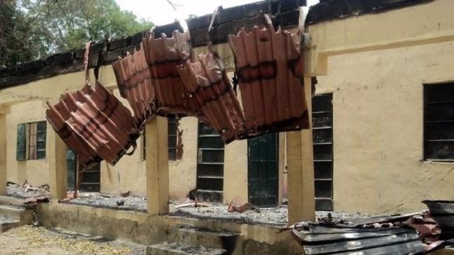 Countless schools have been destroyed by Boko Haram in northeastern Nigeria since 2009.  © Mohammad Ibrahim/IRIN