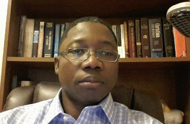 Dr. Redd writes that Liberia must turn away from its sins and seek God