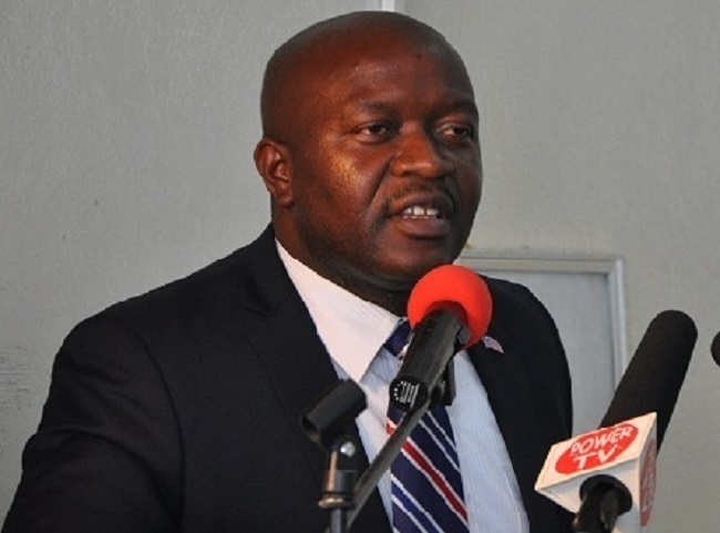 Ngafuan is a former foreign minister of Liberia