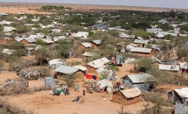 Dadaab refugee camp in Kenya Photo: Tom Maruko/msf.org